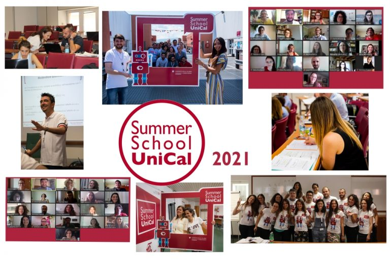 Summer School UniCal 2021