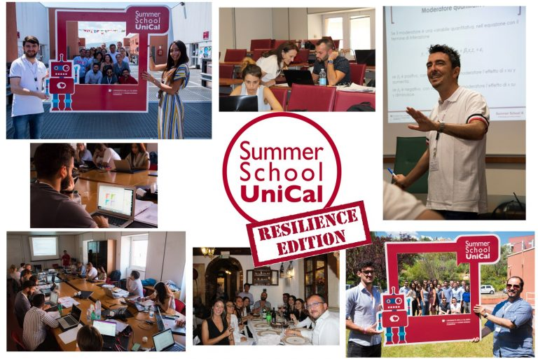 Summer School 2020 - Resilience edition